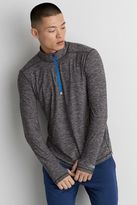 American Eagle Outfitters AE Active Zip Mock Neck
