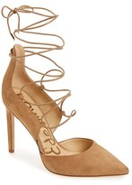 Sam Edelman 'Helaine' Ghillie Pointy Toe Pump (Women)