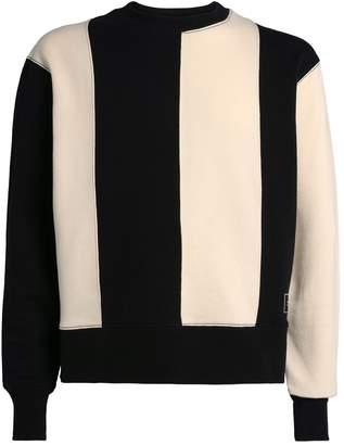 Ami Paris Wide-Stripe Sweatshirt