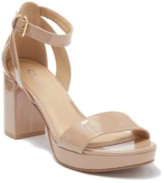 Chinese Laundry Go Forth Block Heel Sandal