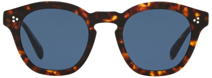 Thumbnail for your product : Oliver Peoples Boudreau Tortoiseshell Sunglasses