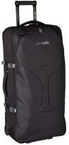 Pacsafe EXP34 Venturesafe Anti-Theft Wheeled Luggage (Black) Luggage
