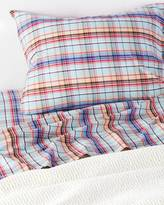 Serena & Lily Madras Sheet Set