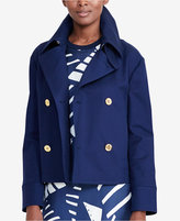 Lauren Ralph Lauren Cropped Jacket