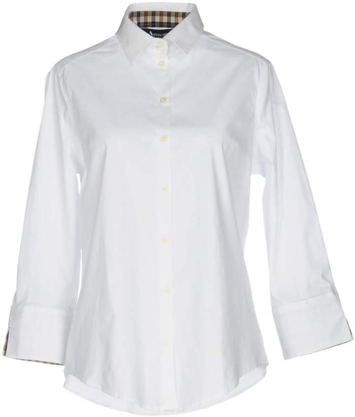 Aquascutum London Shirts - Item 38631952EU