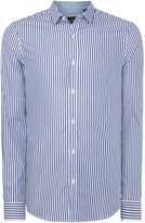 Armani Exchange Long Sleeve Stripe Shirt