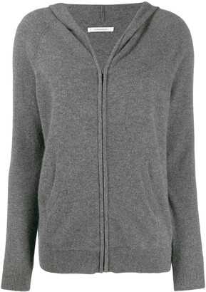 Parker Chinti & hooded cardigan