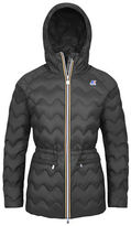 K-Way Coralie Light Thermo Quilted Slim-Fit Jacket
