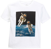 Kid Dangerous Pugs in Space Tee (Big Boys)
