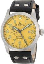 Le Château Men's 7081m_yel Dynamo Watch