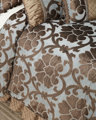 Austin Horn Collection Oxford 3-Piece Queen Comforter Set