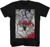 Novelty T-Shirts Marvel Spirit Fingers Graphic T-Shirt
