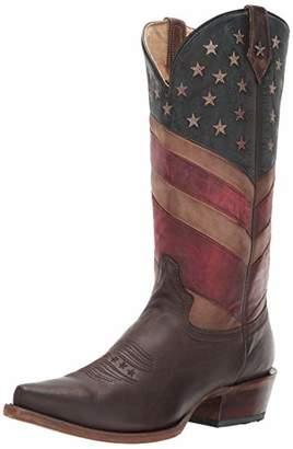 Roper Women's Old Glory Western Boot 5.5 D US