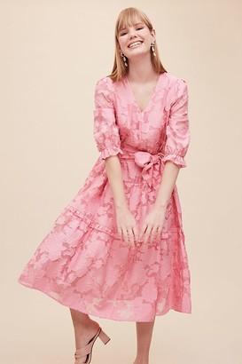 Selected Sadie Midi Dress