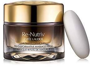 Estée Lauder Women's Re-Nutriv Ultimate Diamond Transformative Thermal Ritual Massage Mask