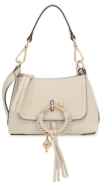 See by Chloe Mini Joan Leather Hobo Bag