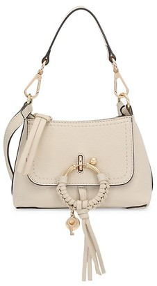 See by Chloe Mini Joan Leather Hobo Bag