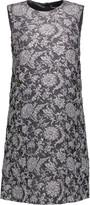 Dolce & Gabbana Embellished fil coupé mini dress