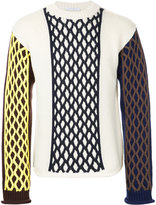 J.W.Anderson cable knit turtle neck