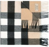 Burberry house check scarf