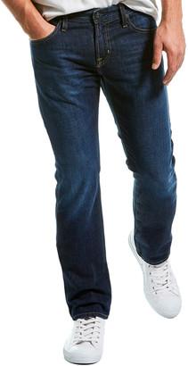 AG Jeans The Matchbox Blue Slim Straight Leg