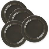 Emile Henry Salad Plates in Charcoal (Set of 4)