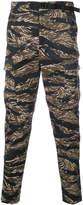 Nike tiger camo print trousers