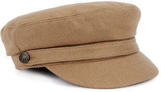 Christys London Christys' London Bretton Camel Wool Cap