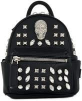 Philipp Plein Shiny Skull backpack