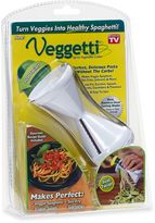 Bed Bath & Beyond Veggetti® Spiralizer Vegetable Cutter
