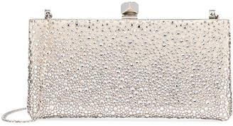 Jimmy Choo Sprinkled Crystals Clutch Bag