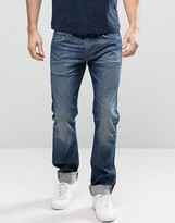 Edwin Ed-80 Selvedge Straight Fit Jeans