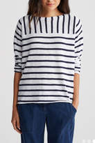 Eileen Fisher Stripe Sweater