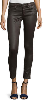 AG Adriano Goldschmied Vintage Leatherette Ankle Leggings