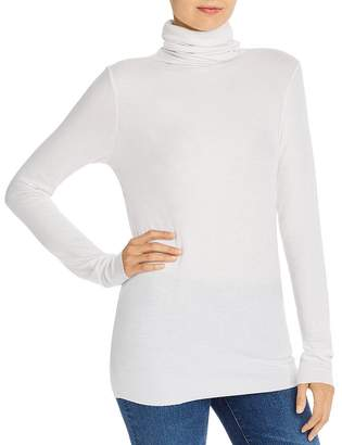 AG Jeans Chels Lightweight Turtleneck Tee