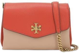 Tory Burch Kira Leather & Suede Shoulder Bag