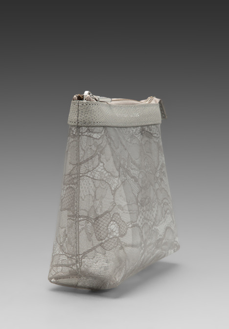 Marc by Marc Jacobs Lace Landscape Cosmetic Bag