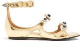 Toga Embellished leather sandals