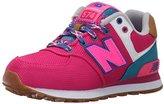 New Balance KL574 Expedition Pre Running Shoe (Little Kid)