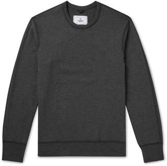 Reigning Champ Slim-Fit Loopback Cotton-Jersey Sweatshirt
