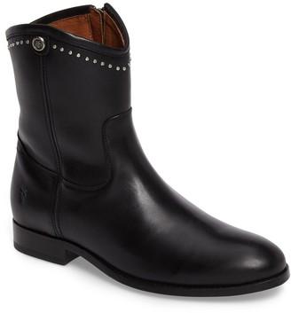 Frye Melissa Stud Short Boot