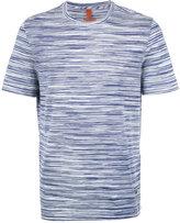 Missoni striped T-shirt - men - Cotton - XL
