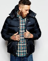 Penfield Shower Proof Bowerbridge Down Insulated Jacket - Black