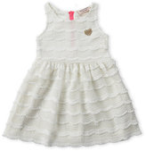 Juicy Couture Toddler Girls) Scalloped Fringe Dress
