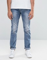 Blend of America Twister Slim Jeans Vintage Wash