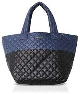 M Z Wallace Oxford Metro Medium Color Block Tote
