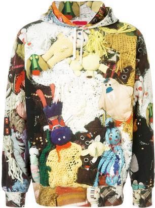 Supreme Mike Kelley Love Hours hoodie