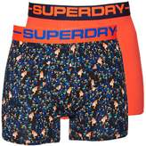 Mens Superdry Sport Boxers Two Pack
