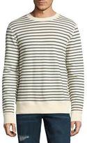 Joe's Jeans Regular-Fit Striped Sweatshirt