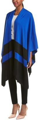 Joan Vass Women's Striped Shawl